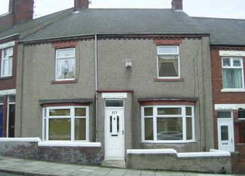 Thumbnail 3 bed terraced house for sale in South Eldon Street, South Shields