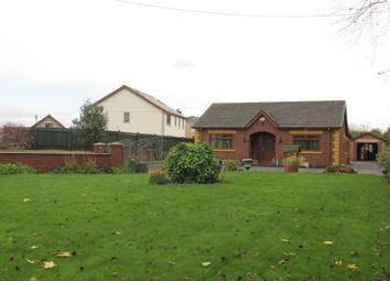 Thumbnail 3 bed detached bungalow for sale in Station Road, Grovesend, Swansea