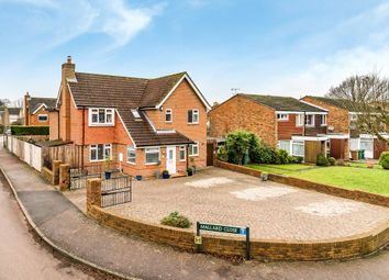 Thumbnail 4 bed detached house for sale in Mallard Close, Horley, Surrey
