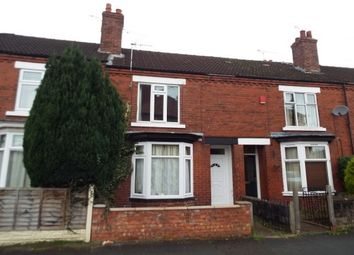 Thumbnail 1 bed flat to rent in Brierley Street, Crewe
