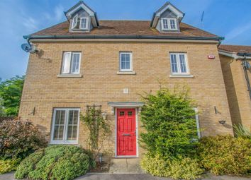 Thumbnail 5 bed detached house to rent in Sanville Gardens, Stanstead Abbotts, Ware