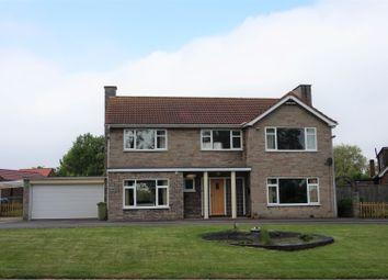 Thumbnail 3 bed detached house for sale in Grange Lane, North Kelsey
