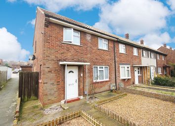 Thumbnail 2 bedroom end terrace house for sale in Bondfield Walk, Dartford