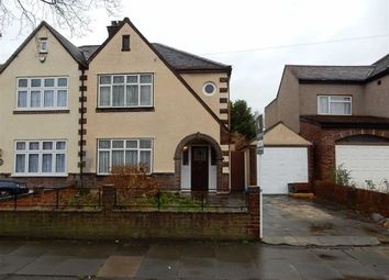 Thumbnail 3 bed semi-detached house for sale in Melbury Avenue, Southall, Middlesex