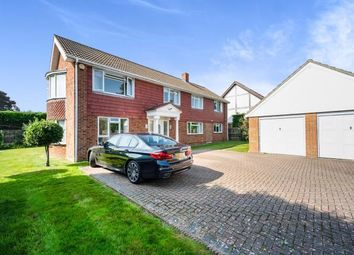 Thumbnail 4 bed detached house for sale in St. Helens Road, Hayling Island