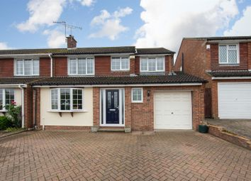 4 bed semi-detached house for sale in Hilton Avenue, Dunstable, Bedfordshire LU6