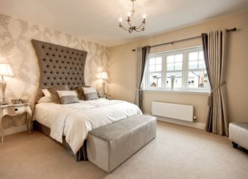 "Thumbnail 4 bed detached house for sale in ""The Potter"" at Redhouse Lane, Disley"
