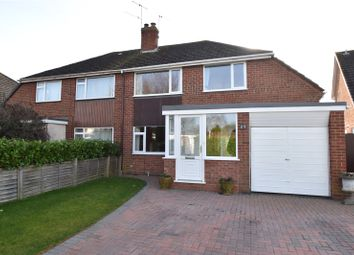 Thumbnail 4 bed detached house for sale in Moreland Road, Droitwich Spa, Worcestershire