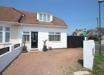Thumbnail 1 bed semi-detached house for sale in Brighton Road, Lancing, West Sussex