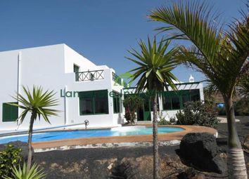 Thumbnail 4 bed detached house for sale in Las Breñas, Yaiza, Lanzarote, Canary Islands, Spain