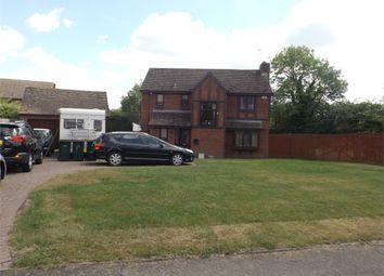 Thumbnail 4 bedroom detached house for sale in Broadwells Crescent, Coventry, West Midlands
