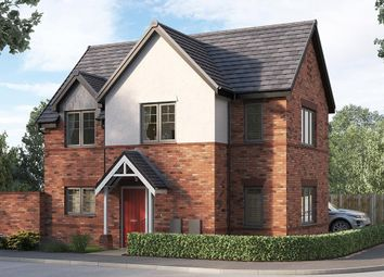 "Thumbnail 3 bed detached house for sale in ""The Easton"" at William Nadin Way, Swadlincote"