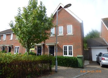 Thumbnail 3 bed end terrace house to rent in Nelson Close, Redenhall, Harleston
