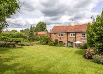 Thumbnail 3 bed link-detached house for sale in Tholthorpe, York