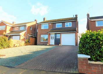 Thumbnail 3 bed detached house for sale in Yelverton Avenue, Weeping Cross, Stafford