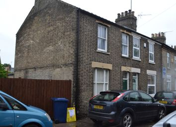 Thumbnail 4 bed end terrace house to rent in Argyle Street, Cambridge