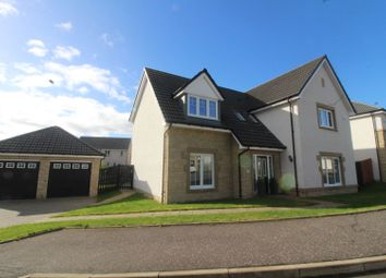 Thumbnail 5 bed detached house for sale in Donaldson Road, Falkirk