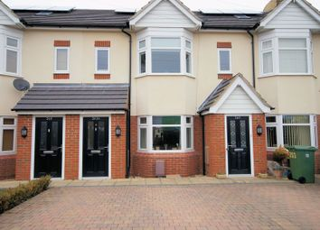 Thumbnail 3 bed town house for sale in Cow Lane, Castle Street, Portchester, Fareham