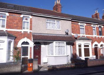 Thumbnail 3 bedroom terraced house for sale in Kent Road, Swindon