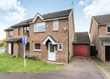 Thumbnail 3 bedroom end terrace house to rent in Yewtree Grove, Kesgrave, Ipswich