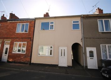 Thumbnail 3 bedroom terraced house for sale in Nesbit Street, Bolsover, Chesterfield