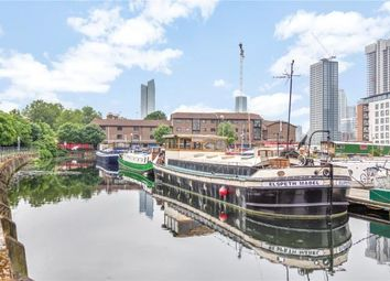 Thumbnail 2 bed property for sale in Poplar Marina Dock, London