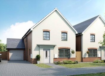 "Thumbnail 4 bed detached house for sale in ""Chester"" at Broughton Crossing, Broughton, Aylesbury"
