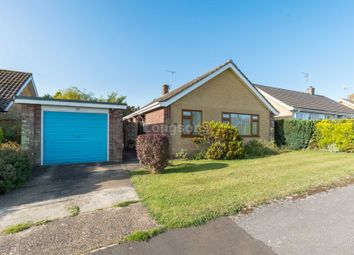 Thumbnail 3 bed detached bungalow for sale in Hillside, Swaffham