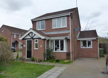 Thumbnail 4 bed detached house for sale in Maple Drive, Taverham, Norwich
