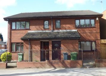 Thumbnail 2 bedroom maisonette for sale in Bloxwich Road, Walsall, West Midlands