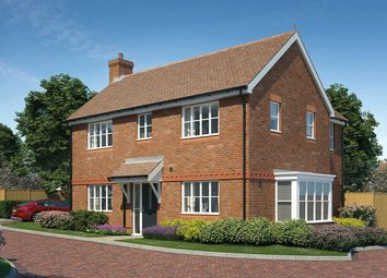 Thumbnail 3 bed detached house for sale in Halsey Meadows, Bramley, Guildford, Surrey
