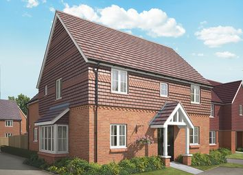 Thumbnail 4 bed detached house for sale in Off Hyde End Road, Shinfield, Berkshire
