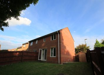 Thumbnail 2 bedroom semi-detached house to rent in Grasmere, Stevenage