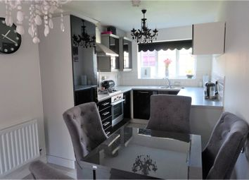Thumbnail 4 bedroom town house for sale in Boothdale Drive, Manchester