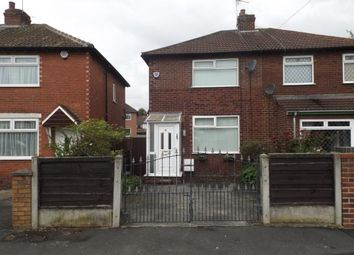Thumbnail 2 bedroom semi-detached house for sale in Forbes Road, Offerton, Stockport, Cheshire