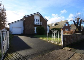 Thumbnail 3 bedroom detached house for sale in Larkhill Road, Shrewsbury