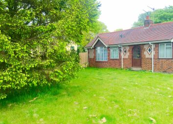 Thumbnail 2 bed semi-detached bungalow for sale in Hinckley Road, Wolvey, Hinckley