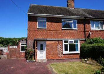 Thumbnail 3 bed semi-detached house for sale in Chingford Road, Nottingham
