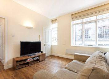 Thumbnail 1 bed property to rent in Rathbone Street, London