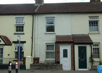 Thumbnail 2 bed property to rent in Kent Road, Halling, Rochester