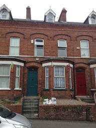 Thumbnail 5 bedroom terraced house to rent in Stranmillis Gardens, Belfast