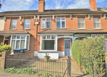 Thumbnail 3 bed terraced house for sale in Church Road, Addlestone, Surrey