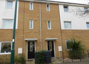 Thumbnail 4 bedroom terraced house for sale in Silver Hill, Hampton Centre, Peterborough