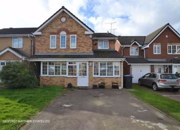 Thumbnail 4 bed detached house for sale in Fenton Grange, Church Langley, Harlow, Essex