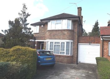 Thumbnail 3 bed detached house for sale in Francklyn Gardens, Edgware