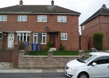 Thumbnail 3 bed semi-detached house for sale in Macdonald Crescent, Meir, Stoke-On-Trent, Staffordshire