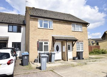 Thumbnail 2 bedroom semi-detached house to rent in Thorney Leys, Witney, Oxfordshire