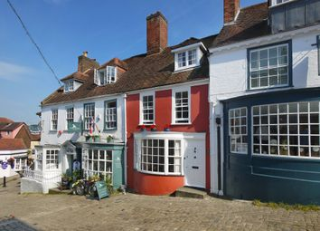 Thumbnail 4 bed terraced house for sale in Quay Hill, Lymington, Hampshire