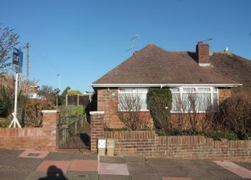 Thumbnail 2 bed semi-detached bungalow for sale in Greatham Road, Findon Valley