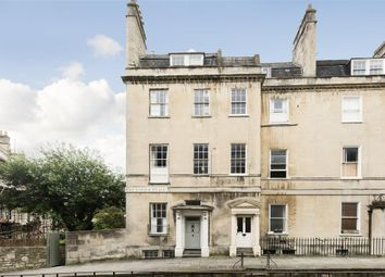 Thumbnail 2 bedroom flat to rent in Brunswick Place, Bath